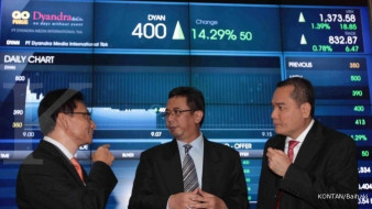 Dyandra Media International (DYAN) akan tebar dividen Rp 8,5 miliar